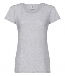 Image 7 of Fruit of the Loom Lady Fit Sofspun® T-Shirt