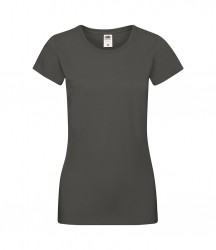 Image 9 of Fruit of the Loom Lady Fit Sofspun® T-Shirt