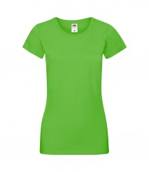 Image 10 of Fruit of the Loom Lady Fit Sofspun® T-Shirt