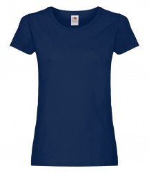 Image 11 of Fruit of the Loom Lady Fit Sofspun® T-Shirt
