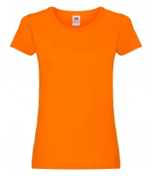 Image 12 of Fruit of the Loom Lady Fit Sofspun® T-Shirt