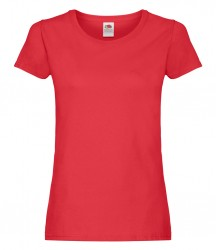 Image 13 of Fruit of the Loom Lady Fit Sofspun® T-Shirt