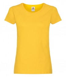 Image 15 of Fruit of the Loom Lady Fit Sofspun® T-Shirt