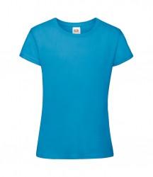 Fruit of the Loom Girls Sofspun® T-Shirt image