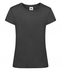 Image 14 of Fruit of the Loom Girls Sofspun® T-Shirt