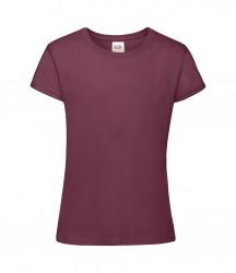 Image 15 of Fruit of the Loom Girls Sofspun® T-Shirt