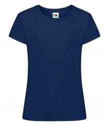 Image 5 of Fruit of the Loom Girls Sofspun® T-Shirt