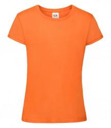 Image 6 of Fruit of the Loom Girls Sofspun® T-Shirt