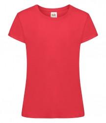 Image 7 of Fruit of the Loom Girls Sofspun® T-Shirt