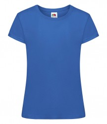 Image 8 of Fruit of the Loom Girls Sofspun® T-Shirt