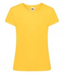 Image 9 of Fruit of the Loom Girls Sofspun® T-Shirt