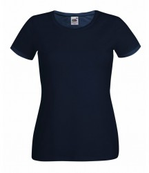 Image 2 of Fruit of the Loom Lady Fit T-Shirt