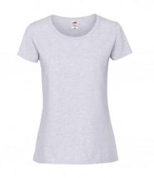 Fruit of the Loom Ladies Ringspun Premium T-Shirt image