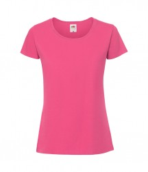 Image 13 of Fruit of the Loom Ladies Iconic 195 T-Shirt