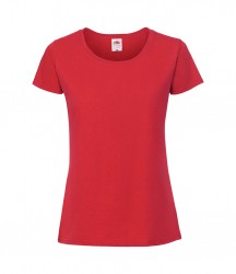 Image 8 of Fruit of the Loom Ladies Iconic 195 T-Shirt