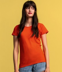 Fruit of the Loom Ladies Iconic 150 T-Shirt image