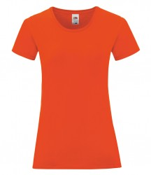 Image 4 of Fruit of the Loom Ladies Iconic 150 T-Shirt