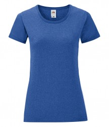 Image 9 of Fruit of the Loom Ladies Iconic 150 T-Shirt
