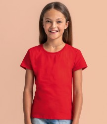 Fruit of the Loom Girls Iconic 150 T-Shirt image