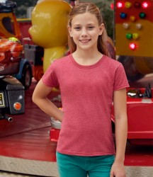 Fruit of the Loom Girls Value T-Shirt image