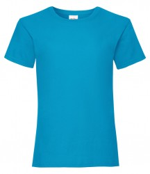 Fruit of the Loom Girls Value T-Shirt image