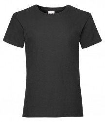 Image 3 of Fruit of the Loom Girls Value T-Shirt