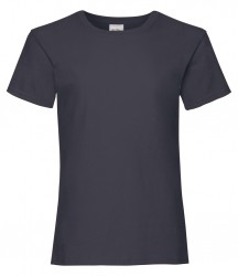 Image 5 of Fruit of the Loom Girls Value T-Shirt