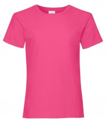 Image 6 of Fruit of the Loom Girls Value T-Shirt