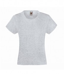 Image 7 of Fruit of the Loom Girls Value T-Shirt