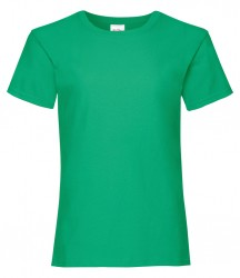 Image 8 of Fruit of the Loom Girls Value T-Shirt