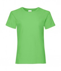 Image 9 of Fruit of the Loom Girls Value T-Shirt