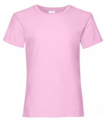 Image 10 of Fruit of the Loom Girls Value T-Shirt