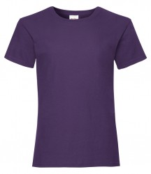 Image 12 of Fruit of the Loom Girls Value T-Shirt