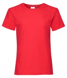 Image 13 of Fruit of the Loom Girls Value T-Shirt