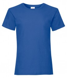 Image 16 of Fruit of the Loom Girls Value T-Shirt