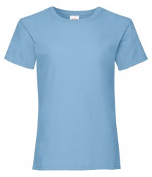 Image 17 of Fruit of the Loom Girls Value T-Shirt