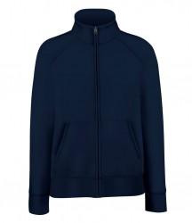 Image 3 of Fruit of the Loom Premium Lady Fit Sweat Jacket