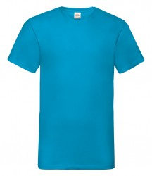 Image 2 of Fruit of the Loom V Neck Value T-Shirt