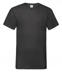 Image 3 of Fruit of the Loom V Neck Value T-Shirt