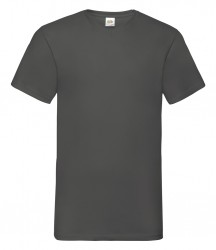 Image 8 of Fruit of the Loom V Neck Value T-Shirt