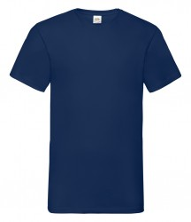 Image 9 of Fruit of the Loom V Neck Value T-Shirt