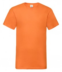Image 10 of Fruit of the Loom V Neck Value T-Shirt