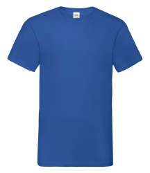 Image 4 of Fruit of the Loom V Neck Value T-Shirt