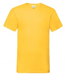 Image 13 of Fruit of the Loom V Neck Value T-Shirt