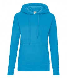 Image 2 of Fruit of the Loom Classic Lady Fit Hooded Sweatshirt