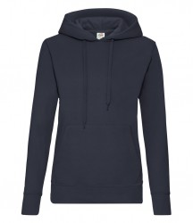 Image 7 of Fruit of the Loom Classic Lady Fit Hooded Sweatshirt