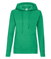 Image 14 of Fruit of the Loom Classic Lady Fit Hooded Sweatshirt