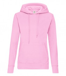 Image 15 of Fruit of the Loom Classic Lady Fit Hooded Sweatshirt