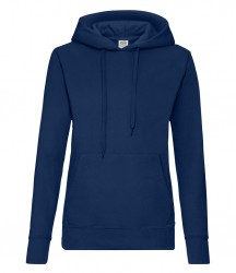 Image 16 of Fruit of the Loom Classic Lady Fit Hooded Sweatshirt