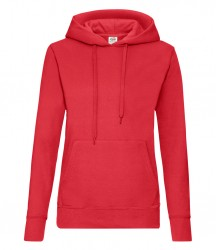 Image 18 of Fruit of the Loom Classic Lady Fit Hooded Sweatshirt